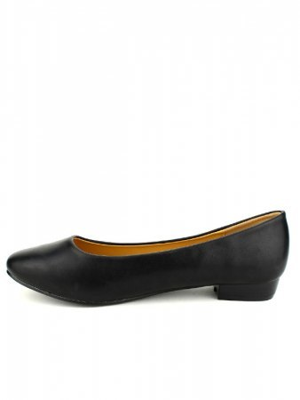 Ballerines Noires M&L SHOES Classic, image 02
