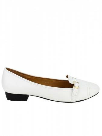 Ballerines Blanches M&L SHOES