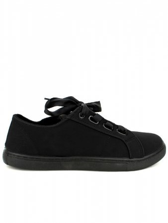 Baskets Noires CINKS LOO