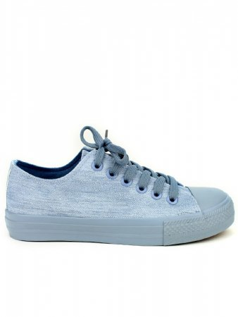 Baskets bleues CINKS LOO
