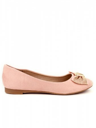 Ballerines Pink SIXTH AND SHOES