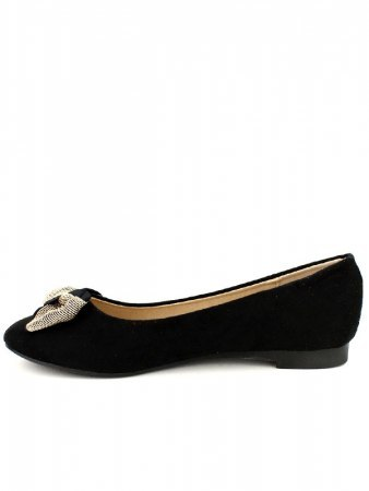 Ballerines noires SIXTH AND SHOES, image 03