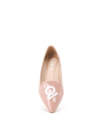 Ballerines Beige LOV'IT, image 02