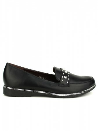 Derbies Noires Simili cuir PRINCESIA