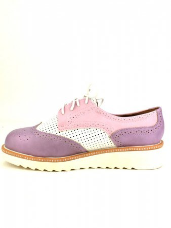 Derbies Multicolors Purple PINKA, image 03