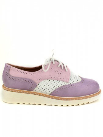 Derbies Multicolors Purple PINKA