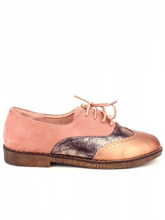 Derbies Multicolors Pink SIXTHES