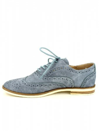 Derbies Bleues Jeans SENTHES, image 03