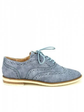 Derbies Bleues Jeans SENTHES