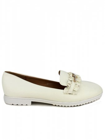 Derbies blanches LAURANA