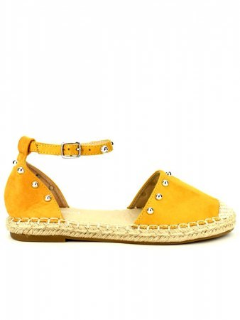Espadrille color moutarde GIRLHHOD