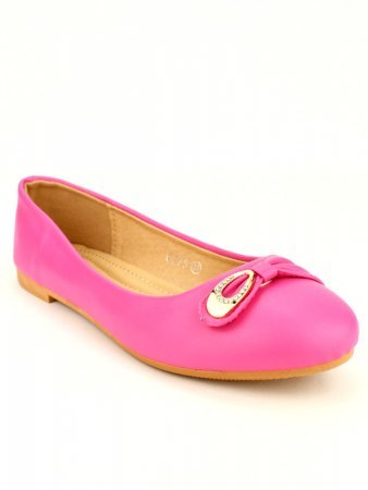 Ballerines color Fushia CINKS, image 02