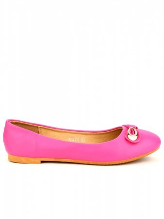 Ballerines color Fushia CINKS