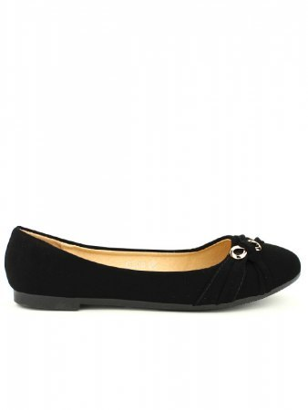 Ballerine color black INFINI