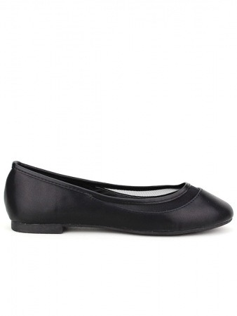 Ballerines Noires DEXIE Mode