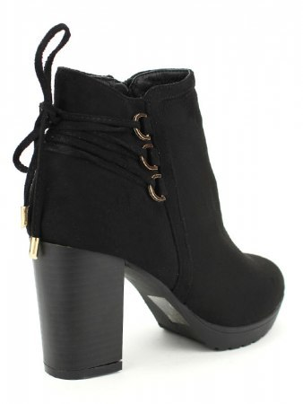 Bottines Noires GIRLHOODS, image 02