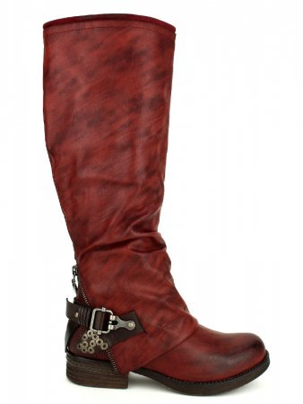 Botte Bordeaux LOOK ROCK SIXTH SENS