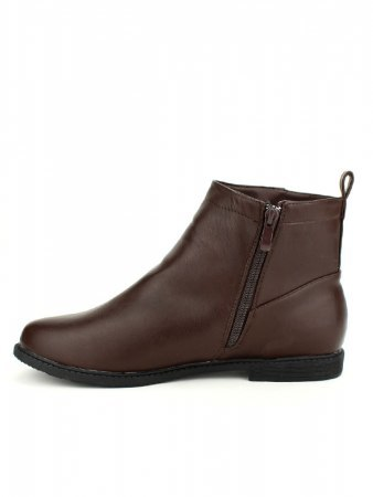 Bottine marron Simili M&L SHOES, image 03