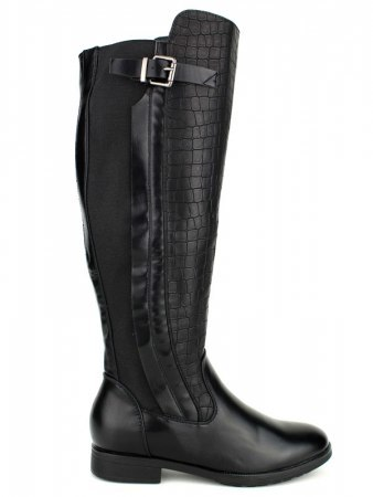 Botte Simili peau cuir croco WEIDES