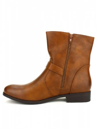 Bottines Caramel CINKS MEE, image 03
