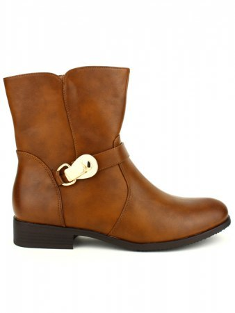 Bottines Caramel CINKS MEE