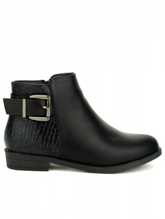 Bottines Noires CATISA