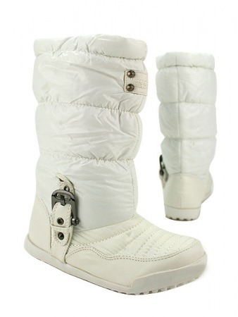 Bottines Blanches VEILANY