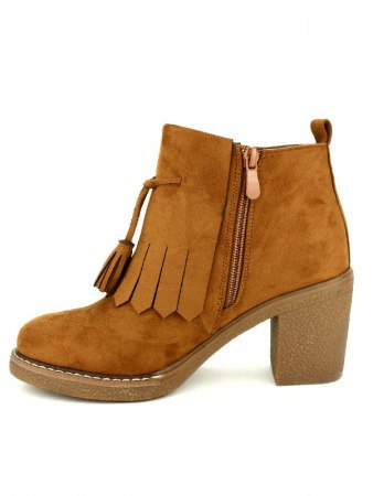 Bottines Caramels LAURA MODA, image 03