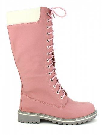 Botte Montante Rose CAMPERS