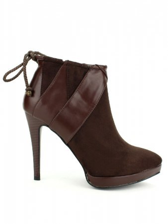 Low Boots Marron STACY