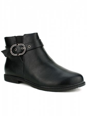 Bottine BLACK M&L SHOES, image 03