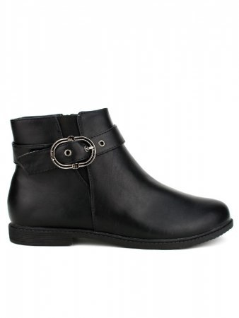 Bottine BLACK M&L SHOES