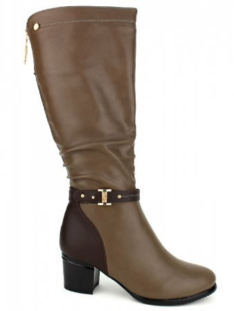 Bottes Taupe BELLO STAR