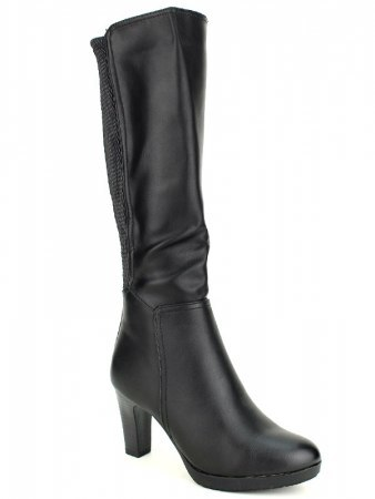 Bottes Noires simili SHOES IT'S, image 03