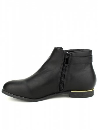Bottines Noires CINKS LOOKS, image 03