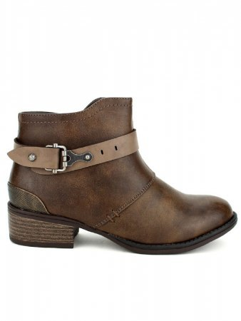 Bottines Marron TRENINS