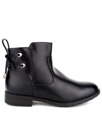 Bottines Noires NATHALIA