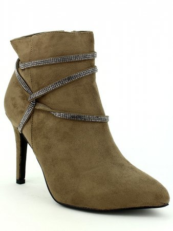 Lows Boots Taupe TOM & EVA, image 02