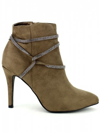 Lows Boots Taupe TOM & EVA
