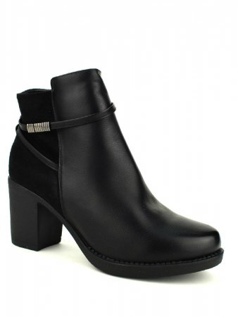 Bottines Black CINKS ME , image 02