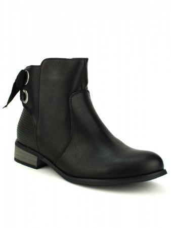 Bottines Noires LADY GLORY, image 02