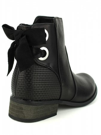 Bottines Noires LADY GLORY, image 03
