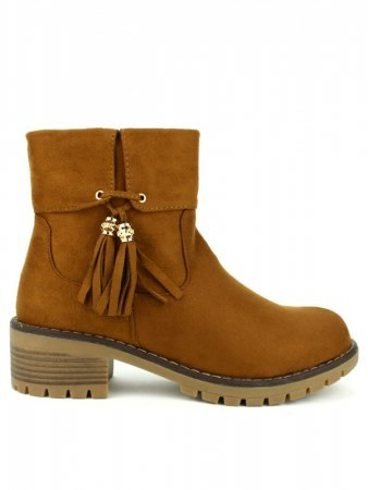 Bottines Caramels ML SHOES