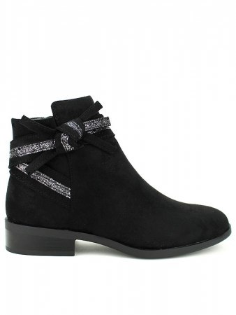 Bottines Noires JEEINI