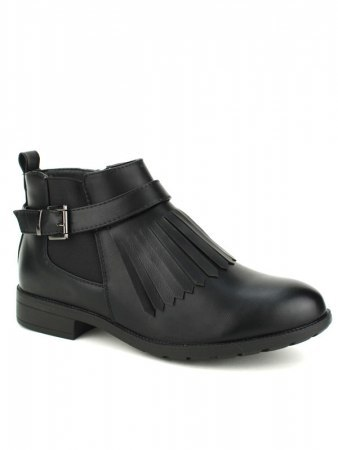 Bottines Noires ML SHOES, image 02