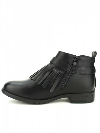 Bottines Noires ML SHOES, image 03