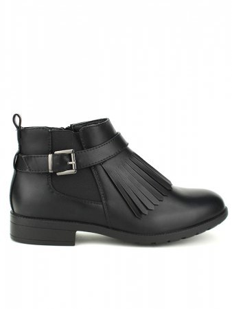 Bottines Noires ML SHOES