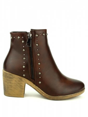 Bottines Marron POTI POTI