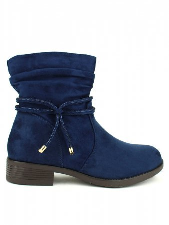 Bottines Bleues BO AIME
