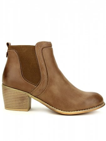 Bottines Taupe REVENS